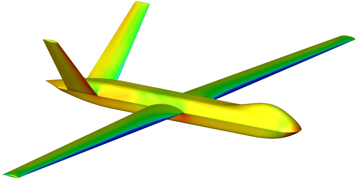 UAV DSTL - CFD Solution